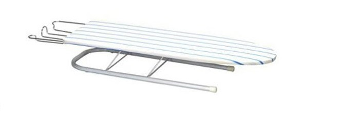 Household Essentials Press wood Table Top Ironing Board