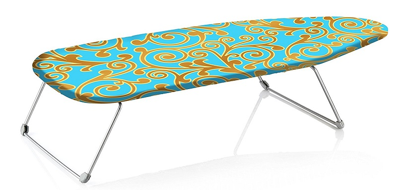 Perilla Mini Portable Table Top Ironing Board Review